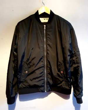 Junkyard Bomber Jacket black