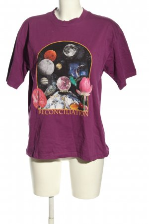 Junkyard Print-Shirt