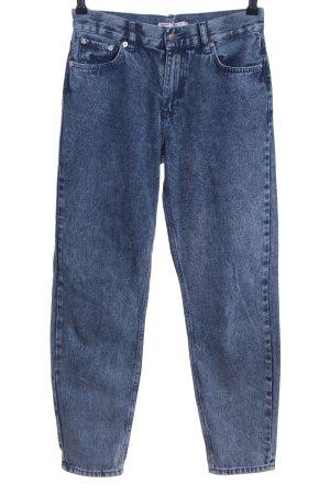 Junkyard Skinny Jeans blau Casual-Look