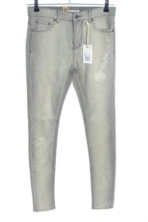 Junkyard Slim Jeans hellgrau Casual-Look
