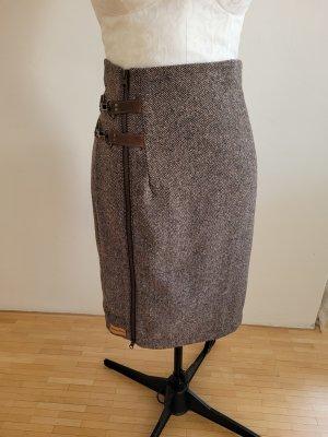 Tweed rok veelkleurig