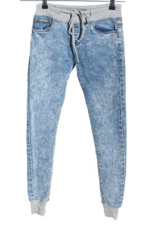 Just Workowate jeansy niebieski-jasnoszary W stylu casual