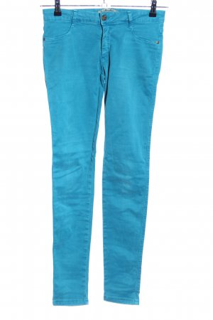Just blue Skinny Jeans blau Casual-Look