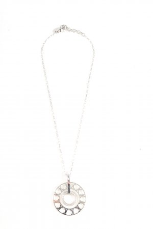 Just cavalli Collier zilver casual uitstraling