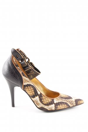 Just cavalli High Heels animal pattern business style