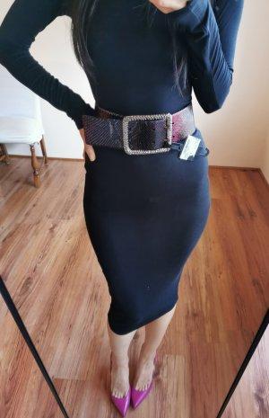 Just cavalli Leather Belt multicolored
