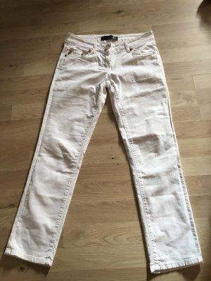 Just cavalli Jeans bootcut blanc