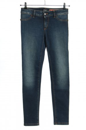 Just cavalli Jeggings blu stile casual