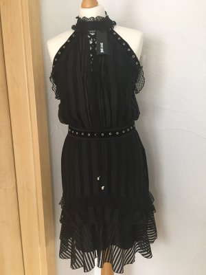 Just cavalli Vestido de noche negro