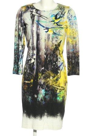Just cavalli Robe à manches longues motif abstrait style décontracté