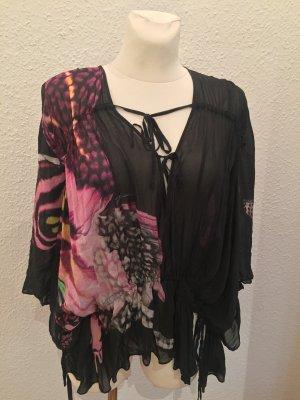 Just cavalli Blusa kimono multicolore