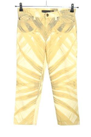 Just cavalli Jeans a 7/8 stampa integrale stile casual