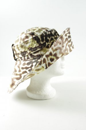Just cavalli Floppy Hat allover print elegant