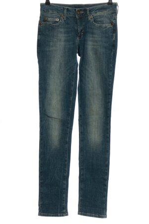 Just cavalli Slim Jeans blau Casual-Look