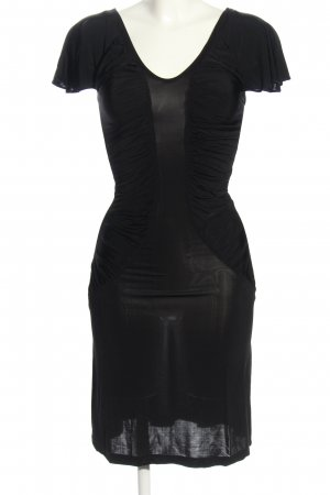 Just cavalli Stretchkleid schwarz Party-Look
