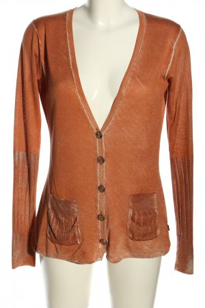 Just cavalli Strickjacke mehrfarbig Casual-Look