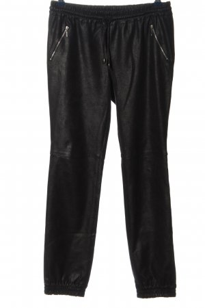 Just EVE Baggy Pants black casual look