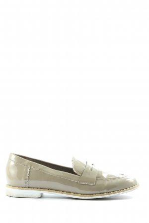 Just Fab Mocassins wolwit casual uitstraling