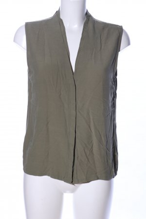 Just Female ärmellose Bluse khaki Casual-Look