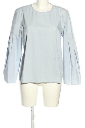 Just Female Langarm-Bluse blau Casual-Look
