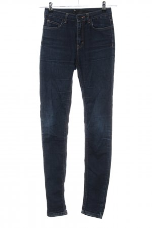 Just Female Skinny Jeans blau Casual-Look