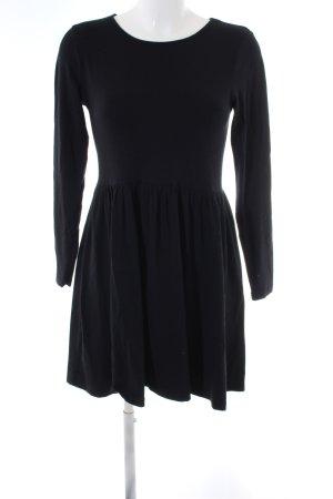 Just Female Sweatkleid schwarz Casual-Look