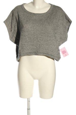 Just Female Felpa grigio chiaro stile casual