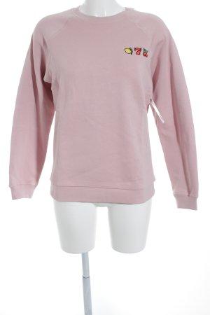 Just Female Sweatshirt mehrfarbig minimalistischer Stil