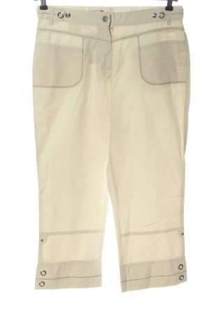 Just for you 3/4-Hose creme Casual-Look