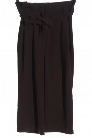 Just Female High Waist Trousers brown casual look