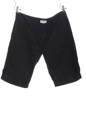 Just Jeans Bermuda zwart casual uitstraling