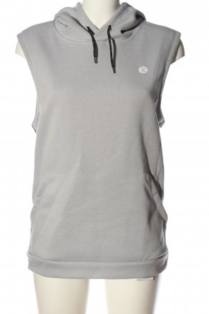 just rhyse Hooded Shirt light grey casual look