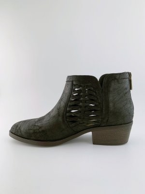 JustFab Ankle Boot Pavlina schwarz Gr. 39 NEU