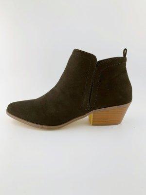 JustFab Ankle Boot Sherilynne schwarz Gr. 39