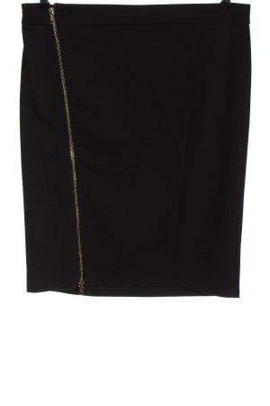 JustFab Pencil Skirt black casual look