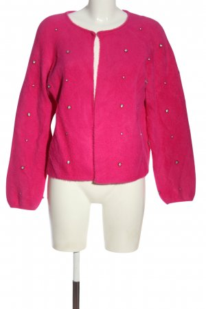JustFab Cardigan pink casual look
