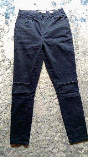 JustFab Skinny Jeans black