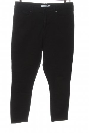 JustFab High Waist Jeans black casual look