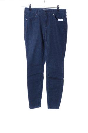 JustFab High Waist Jeans blue casual look