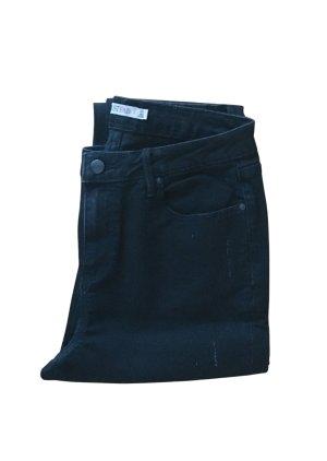 JustFab, Jeans, schwarz, ripped, Stretch, Gr 29