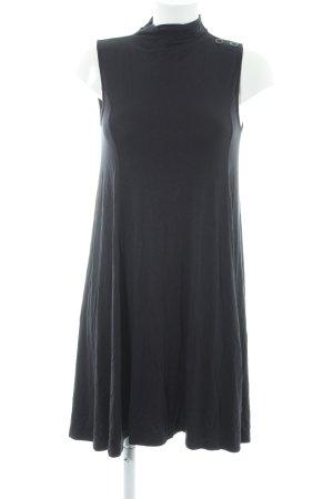 JustFab Jerseykleid dunkelblau Casual-Look