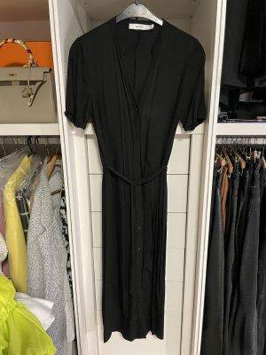JustFab Midi Dress black