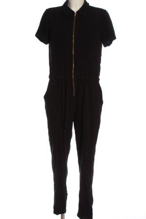 JustFab Langer Jumpsuit black casual look