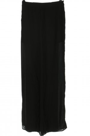 JustFab Palazzo Pants black casual look