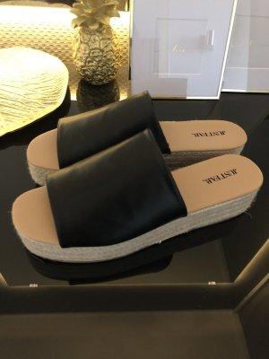 Justfab Sandalen espadrilles slipper
