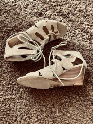 JustFab Romeinse sandalen lichtbruin