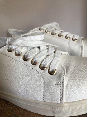 JUSTFAB Sneaker weiß (Gr. 38)