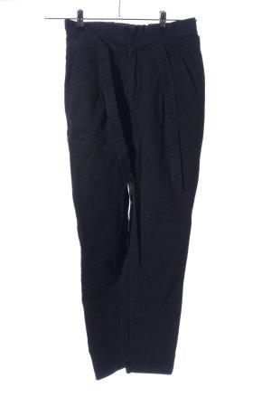 JustFab Jersey Pants black casual look