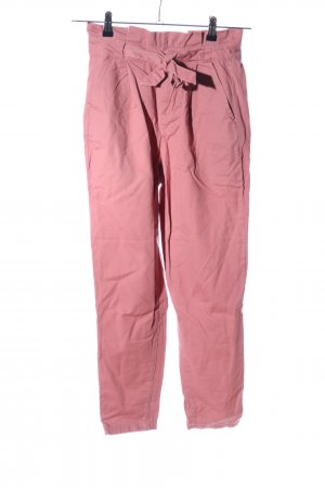 JustFab Stoffhose pink Casual-Look