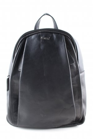 Justified Kindergarden Backpack black casual look